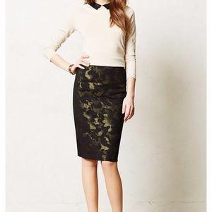 Maeve Camo Skirt Size 12